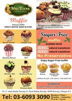 MRS Enak Stevia Muffin