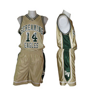 New Design Basketball Jersey And Shorts Custom With Your Logo