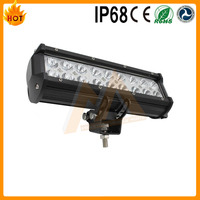 Factory direct-sell price super quality IP68 6000K 9inch 54w used police light bars