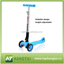 new type china folding bicycle maxi 3 wheel scooter