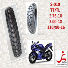 motorcycle and scooter tyre 110/90-16