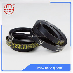 made in china various types of cost effective hot sale high quality durable stock v belt
