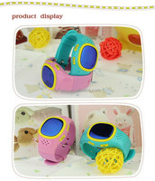 Durable hot sale kids gps watch mobile phone