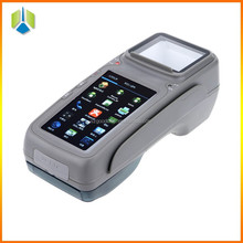 New generation 3g pos Device widely application in the E-ticketing,lottery field---GC028+