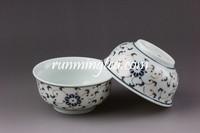 Golden Flower Ceramic Coffe Cup