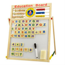 Multifunctional Magnetic Wooden Blackboard/Drawing and Writing Board
