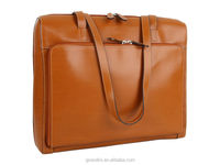 New fashion leather laptop bag imported handbags