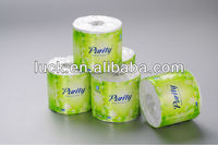 bamboo mix sugar cane bagasse toilet paper