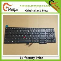 Genuine Original New US laptop backlit keyboard for Lenovo Thinkpad T540 backlit keyboard 04Y2387 MP-12P63USJ442W