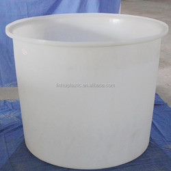 LLDPE rotational mould round fish tank fish farm tanks for sale