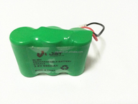 2/3AA 3.6v 650mAh nimh rechargeable battery pack for Grundig radios