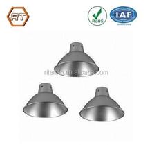 spun aluminum lamp shades spinning metal parts
