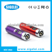 So many colors!the top quality and multi-function VW mod Sigelei Zmax Mini e cigarette resistance wire