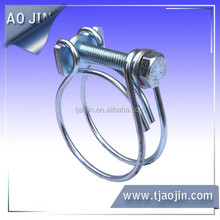 France type tension wire clip