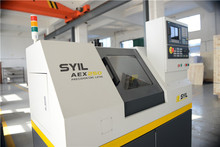 Easy installment, easy operation, 100-3000/min spindle speed cnc vertical lathe