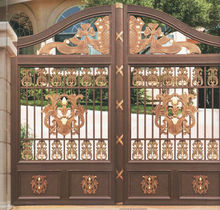 High Quality steel gate design made in china factory