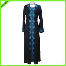 Most fashionable dress high quality moroccan kaftan