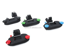 New arrival accessories Go pro bag clik Mount clip For GoPros Hero4S /4/3/SJ4000.Xiaom Yi Camera Black, Red, Blue, Green GP298
