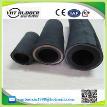 "SAE R6 7/8"" conveying air , oil and water hydraulic rubber pipes"