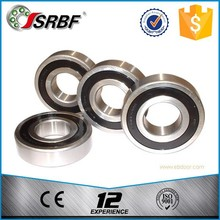 High Precision 6008 2RS Deep groove ball bearing Made in China