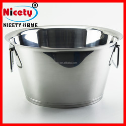 India stainless steel bucket 201 / Storage Bucket for food