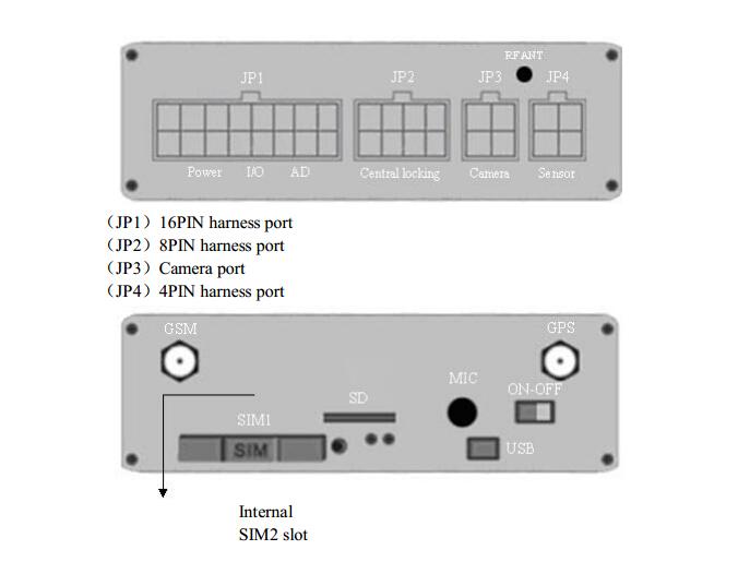 Основной блок установки Схема