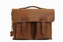 wholesale handbag brand famous leather men bags retro men shoulder bags