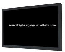 24 pulgadas cctv monitor de prueba