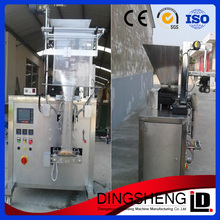 Automatic nuts filling and packing machine From dingsheng Machinery Co.,Ltd
