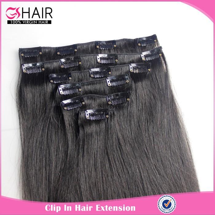 Cheap Human Hair Extensions Full Head 29