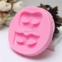 Beautiful Design 3D Masquerade Mask Fondant Mould Silicone Cake Decor Chocolate Sugar Craft Mold
