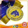 Colorful Enamel cheap plastic trophies, fast delivery