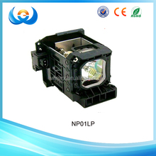 Alibaba Hot Sale UHP 300W 1.3 E21.6 Projector lamp NP01LP for NP1000 NP1000G NP2000 NP2000G