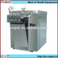 alta pressão homogeneizador de leite