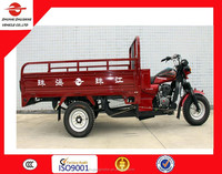 Cargo tricycle with closed body/250cc reverse trike/three wheel electric bike/cheap scooters