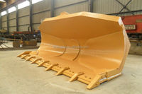 High quality different types of bucket customerized bulldozer shovel for sale
