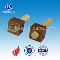 polymer compound fiberglass winding tube fiberglass insulation bolt