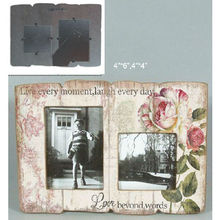 latest design of photo frame,shabby chic halloween photo frames,two different types photo frames for home decor