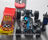 Lipo battery 4WD HSP wholesale rc truck metal