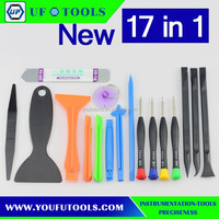 NEW 17 IN 1 Tools Kit Set for Apple iPhone 6, 11piece cell phone repair tool kits