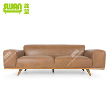 5071-2 popular wooden carved sofa of india