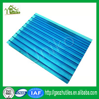 wholesale sound insulation polycarbonate hollow sheet green house