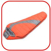 Best Selling High Quality Portable easy to carry single blue warm adult sleeping bag outdoor sports camping hiking