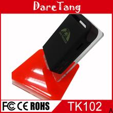 personal/pet mini real time tracker tk102 micro gps transmitter tracker