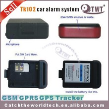 gps personal tracker TK102 GPS102 mini chip gps tracker for persons and pets