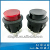 3 pin push button switch 250V/125V Momentary 12mm low voltage push button foot switch