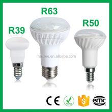 Promotion Item ceramics led lamp R39 for house,3W led lamp R39