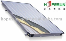 high quality Anode Oxidation coating on aluminum fin solar collector
