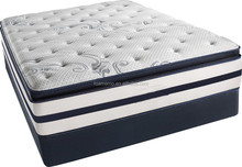 Hot selling cheaper price gel infused memory foam customize dimension yellow color bamboo cover ultra soft adults mattress