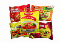 mushroom 100g instant noodle / stable quality thai HACCP HALAL noodle GMO free seasoning no artificial additives supplier